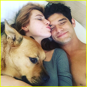 Bella Thorne Gets Sweet Birthday Message From Tyler Posey