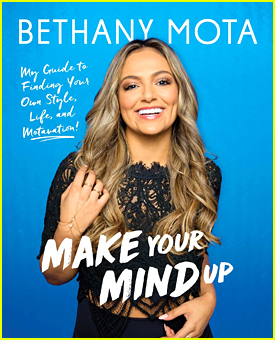 Bethany Mota Announces Book With Video Trailer Announcement