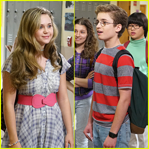 Brec Bassinger Guest Stars on 'The Goldbergs' Tonight!