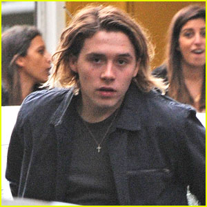 Brooklyn Beckham Admits to Falling in Love in Kenya!
