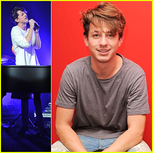 Charlie Puth Brings His 'Don't Talk' Tour to Miami