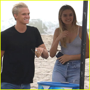 Cody Simpson is Dating Model/Singer Charlotte Lawrence (Exclusive)