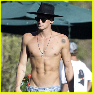 Cody Simpson Dishes On Working On His Album in New Twitter Chat