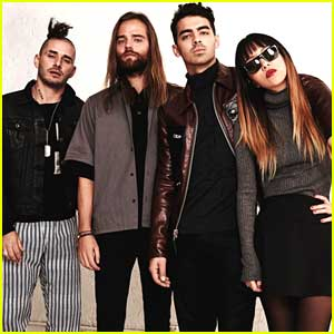 DNCE Open Up 'Dancing With The Stars' Results Show with 'Body Moves' - Watch Here!