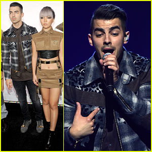 Joe Jonas & DNCE Share a Car Selfie Ahead of Their Tidal X: 1015 Performance!