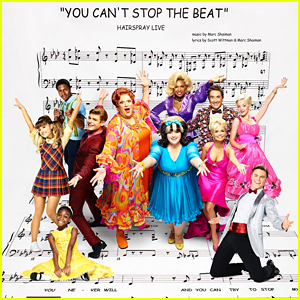 Dove Cameron, Ariana Grande & Garrett Clayton Share New 'Hairspray Live!' Cast Photo!