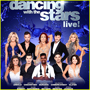 Which Pros Will Be On The 'Dancing With The Stars' Live Tour? Find Out Now!