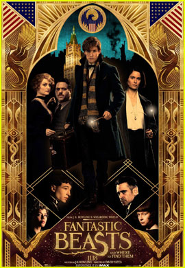 'Fantastic Beasts & Where to Find Them' Franchise Will Have Five Films!