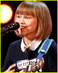 AGT Winner Grace VanderWaal Amazes at her First Las Vegas Show