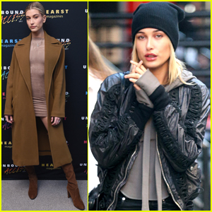 Hailey Baldwin Designed Her Own Shoe Collection!