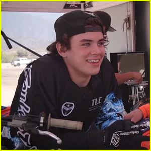 Hayes Grier Returns To Dirt Bike Racing After Scary Accident