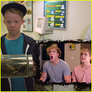 Viral Social Star Jake Paul Dishes on Special 'Walk The Prank' Episode Airing This Weekend!