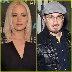 Jennifer Lawrence & Director Darren Aronofsky Are Reportedly Dating!
