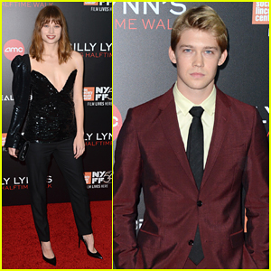 Makenzie Leigh Gushes Over Co-star Joe Alwyn For 'Billy Lynn�s Long Halftime Walk'