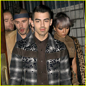 Joe Jonas Goes on Helicopter Tour of NYC Before TIDAL Performance!
