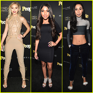Social Stars Jordyn Jones, Teala Dunn & More Hit People's Ones to Watch Party