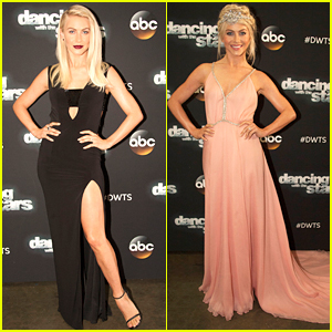 Julianne Hough & Amber Rose Clear The Air After Body-Shaming Comments on DWTS