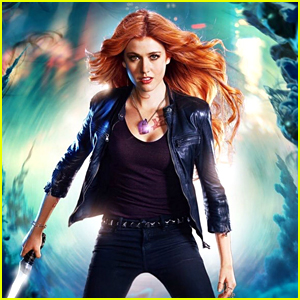 Shadowhunters Star Katherine McNamara Shows Off New Runes For The Show!