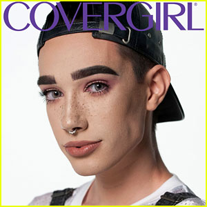 James Charles Is the First Male Covergirl!