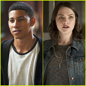 Keiynan Lonsdale Dishes on Possible Wally & Jesse Romance on 'The Flash'