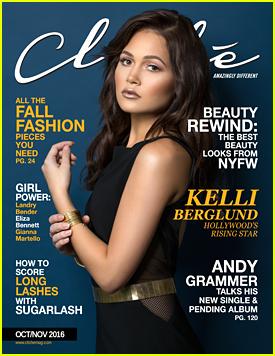 Kelli Berglund Wants A Career Path Like Selena Gomez
