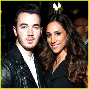 Kevin Jonas Announces His Second Child's Name - Valentina Angelina Jonas!