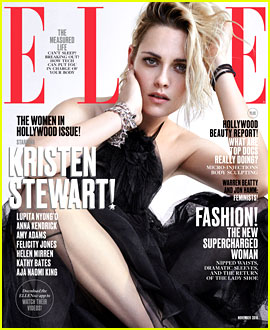 Kristen Stewart Opens Up About Her Love Life in 'Elle'