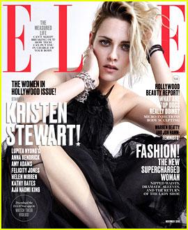 Kristen Stewart Opens Up About Her Love Life in 'Elle'