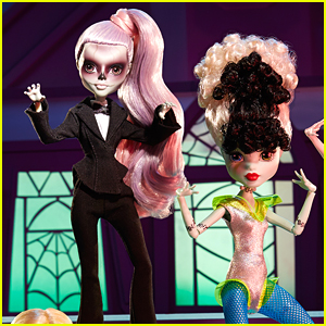 Lady Gaga's Monster High Doll Revealed - See The Details!
