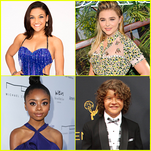 Laurie Hernandez, Skai Jackson, Chloe Moretz & More Named To TIME's Most Influential Teens of 2016 List