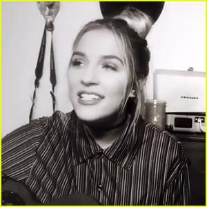 'Nashville' Actress Lennon Stella Covers Sabrina Carpenter's 'Thumbs'