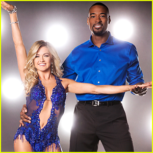 Calvin Johnson & Lindsay Arnold Charleston To Cirque Performance For 'DWTS' Season 23 Week Four