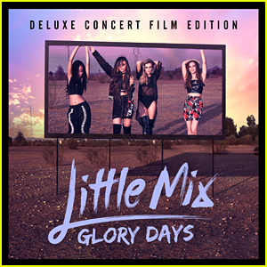 Little Mix Reveal 'Glory Days' Track Lists