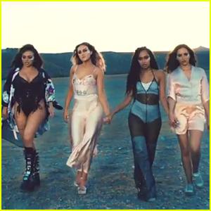 Little Mix Release 'Shout Out To My Ex' Sneak Peek Video Clip - Watch!