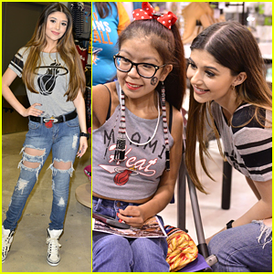 Liz Elias Meets Fans at Rue 21 Signing Event in Miami