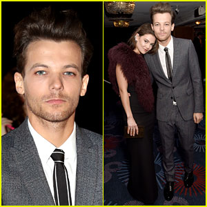 Louis Tomlinson & Danielle Campbell Look So Cute Together at Pride of Britain Awards