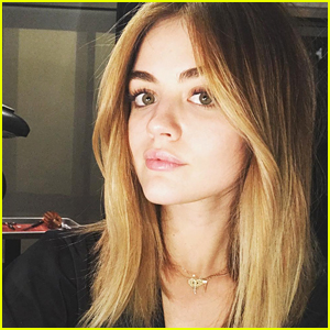 Lucy Hale Hair Layers
