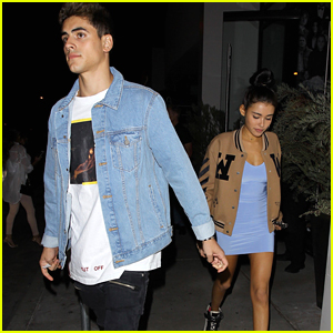 Madison Beer & Jack Gilinsky Have Date Night out in LA
