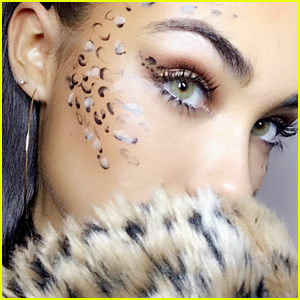 Madison Beer Teases Her Halloween Beauty Look on Snapchat