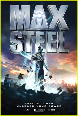'Max Steel' Debuts Awesome Poster Before October 14th Premiere