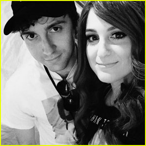 Meghan Trainor Met BF Daryl Sabara Through Chloe Moretz!