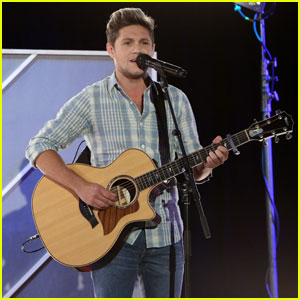 Niall Horan Chooses Selena Gomez Over Demi Lovato in 'Who'd You Rather' Game (Video)