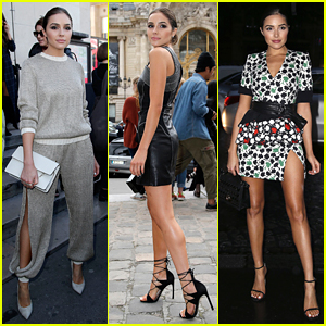Olivia Culpo Slays Paris Fashion Week With Three Stunning Looks