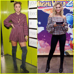 Olivia Holt's New Beauty Must-Have May Surprise You!