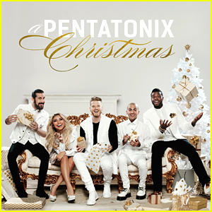 Pentatonix Unveil Artwork & Track Listing For 'Pentatonix Christmas'