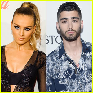 Perrie Edwards Details Airport Meltdown Over Zayn Malik Phone Call