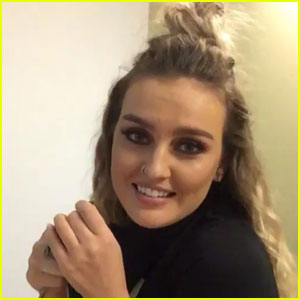Perrie Edwards References 'Dirty, Disgusting' Boy in Little Mix Lyrics!