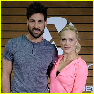 Peta Murgatroyd Cherishes Her Moments With Fiance Maksim Chmerkovskiy!