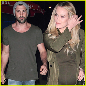 Peta Murgatroyd Enjoys Snuggle Time With Maksim Chmerkovskiy & Baby Before Date Night