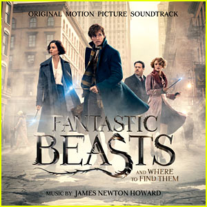 Listen to the Totally Magical Main Theme from 'Fantastic Beasts and Where to Find Them'!